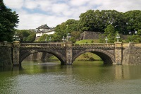 Tokyo Imperial Palace © Fg2