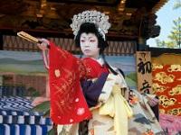 Kabuki performer © lensonjapan
