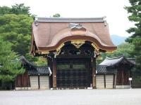 Kenshunmon Gate at Kyoto Imperial Palace © drplokta