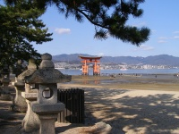Miyajima with Itsukushima Shrine © xxspecialsherylxx