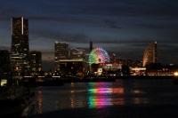 Yokohama By Night © Toshihiro Oimatsu