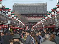 Senso-ji Temple © Fg2