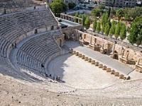 Roman Amphitheatre © Dennis Jarvis