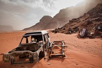 Wadi Rum © Eric Montfort