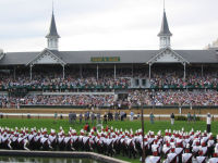 Churchill Downs © Richard Hurt
