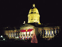 Old State Capitol, Frankfort ©