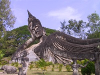 Buddha Park © Preetam Rai
