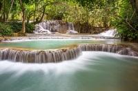 Kuang Si Falls © Anne Dirkse