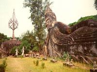 Xieng Khouan (Buddha Park)