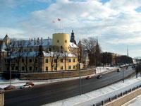 Riga Castle ©