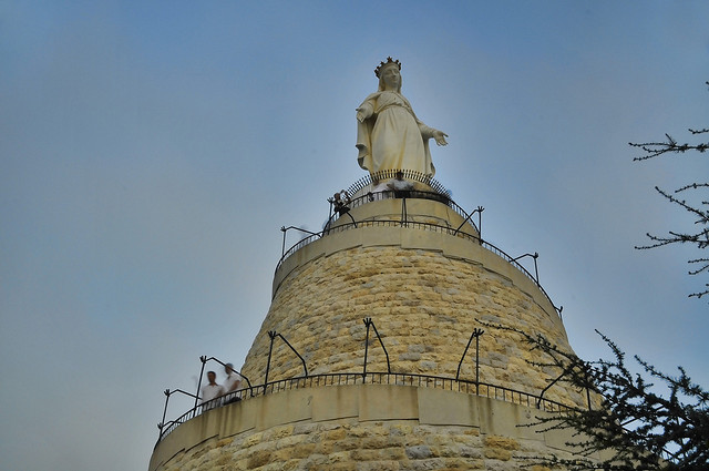 Our Lady of Lebanon © Serge Melki