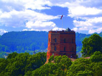 Gediminas Castle © Tourism Division of Vilnius City Municipal Government