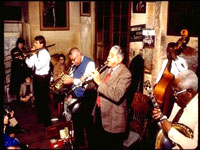 Jazz in Preservation Hall © Louisiana Office of Tourism