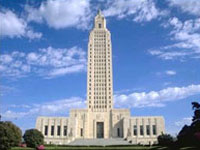 Louisiana State Capitol © Louisiana Office of Tourism