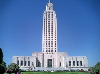 Louisiana Old State Capitol © Richard Rutter