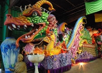 Mardi Gras World © Paul Mannix