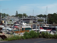Kennebunkport Harbour © mislibrarain