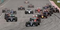 Malaysian F1 Grand Prix © Morio