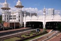 Kuala Lumpur Railway Station © jimmyharris