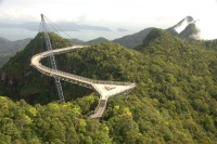 The Langkawi Skybridge © the Dilly Lama