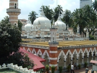 Masjid Jamek © Hafiz Noor Shams