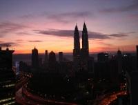 Petronas Towers © Ryan Lackey