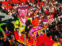 Carnival © Malta Tourism Authority