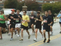 Baltimore Marathon © JLG.name