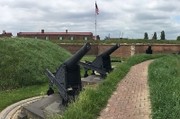 Fort McHenry © Fredlyfish4