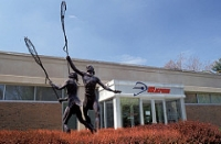 Lacrosse Museum and National Hall of Fame © Mark Goebel