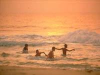 Ocean City surf