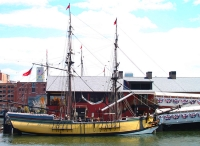 Boston Tea Party Ship and Museum © Martyn Smith