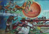 Maya Mural © delange