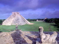 Chichen Itza © Mexican Tourist Board