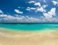 Cancun Beach © Rick Gonzalez
