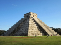 Chichen Itza © David Stanley