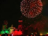 Independence Day fireworks © Randal Sheppard