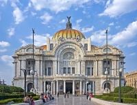 Palacio de Bellas Artes © Xavier Quetzalcoatl Contreras Castillo