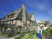 Colonial Michilimackinac © Mackinac State Historic Parks