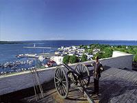 Fort Mackinac © Mackinac State Historic Parks