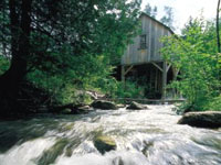 Historic Mill Creek © Mackinac State Historic Parks
