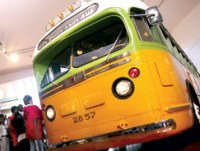 Rosa Parks Bus © www.thehenryford.com