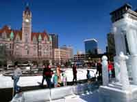 St Paul Winter Carnival © Minnesota Office of Tourism