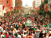 Mal\'s St. Paddy\'s Parade and Festival © Mississippi Development Authority/Division of Tourism