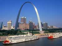 Gateway Arch, St Louis © St. Louis Convention and Visitors Commission