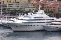 Monaco Yacht Show © Berthold Werner