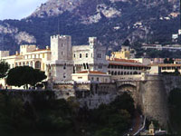 The Prince\'s Palace © Monaco Government Tourist Office