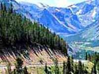 Beartooth Scenic Byway © Travel Montana