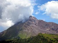 Soufriere Hill Volcano © David Stanley