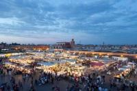 Djemaa el-Fna, Marrakech © Boris Macek
